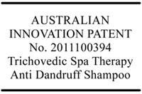 Anti Dandruff Patent