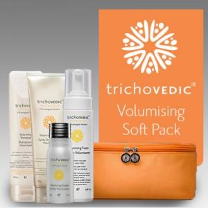 Volumising Orange Soft Pack